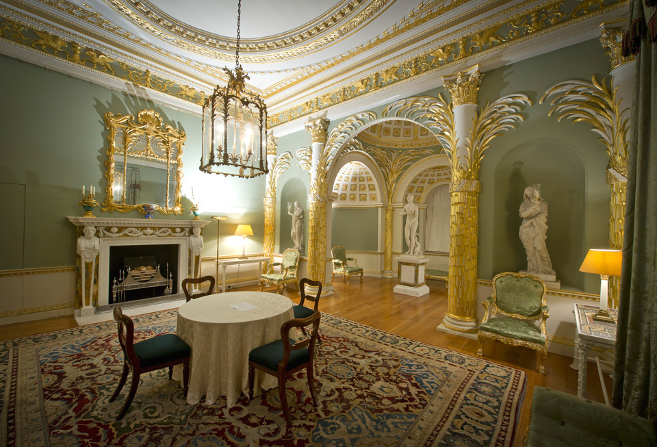 Palm Room Reception Venues Spencer House