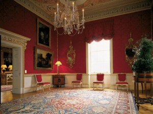 Visit Lady Spencer's room while on the London house tour of Spencer House