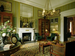 The Library tour at Spencer House London