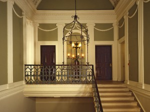 Tour of London's Spencer House includes Staircase Hall