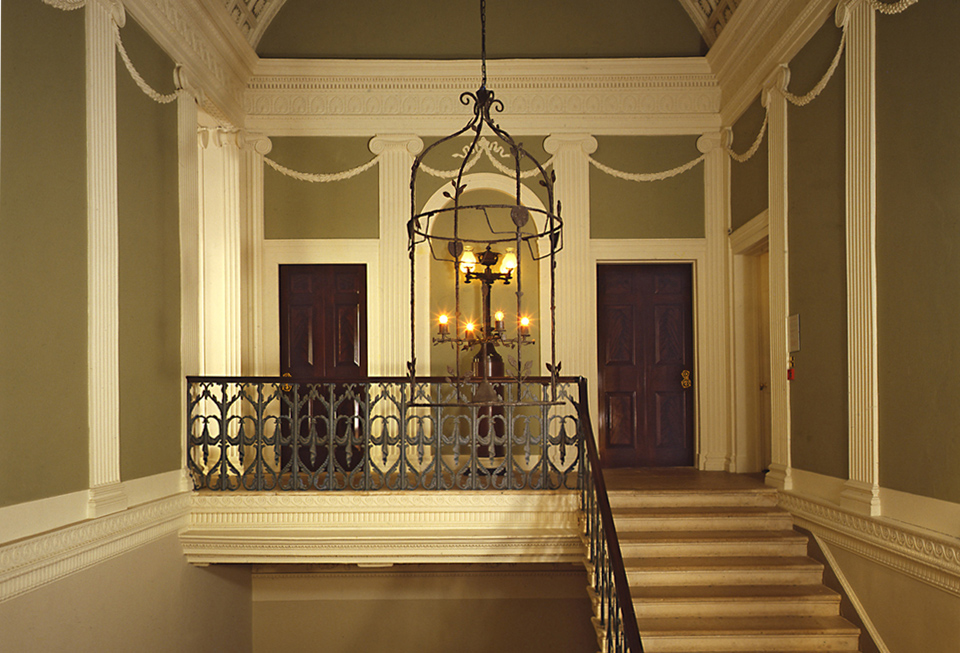 Staircase Hall Spencer House