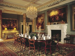 Host your corporate event or evening reception in the Dining Room at Spencer House