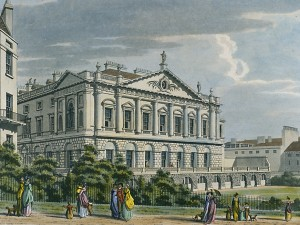 Historic Spencer House tours london attraction palace