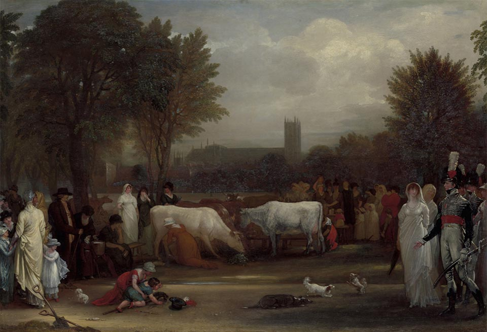 Paintings exhibitions at Spencer House, London