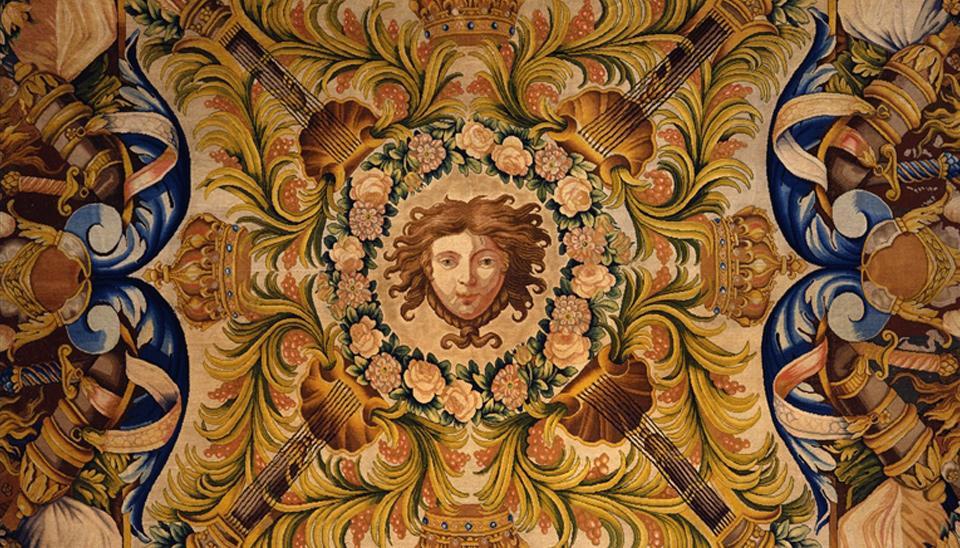 London Palace craft week ornate open house history