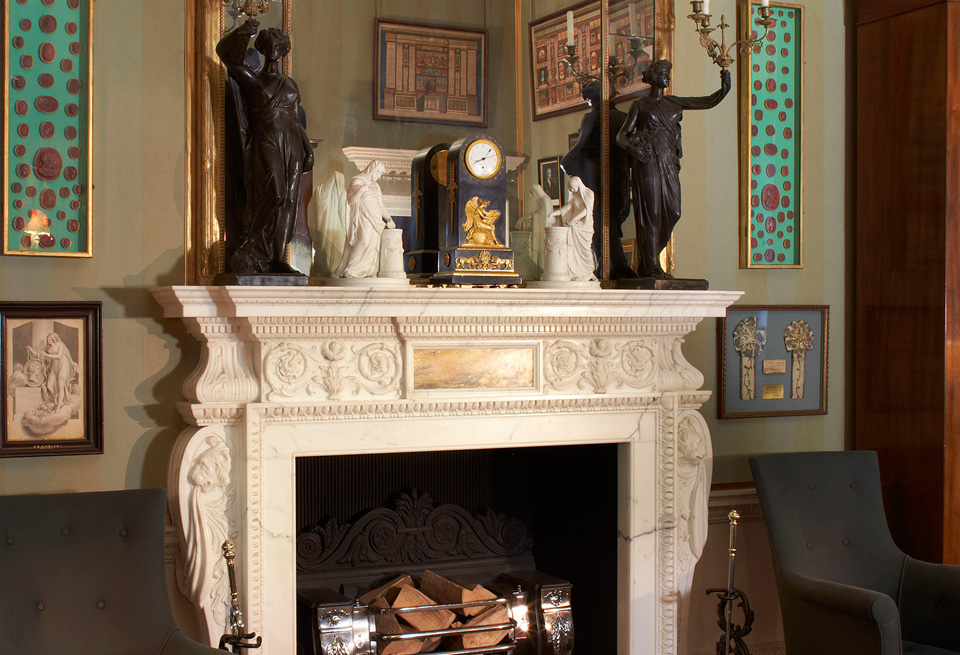 library-marble-fireplace-spencer-house-london